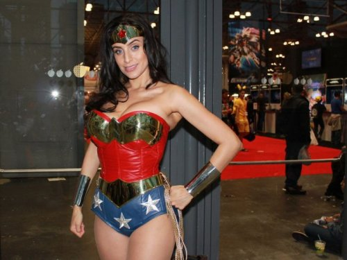 ������� ���������� New York Comic-Con 2013 (33 ����)