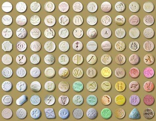 Топ-10: Наркотики и их эффекты