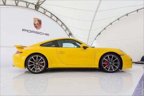 Фоторепортаж с Porsche Festival 2013 (34 фото)