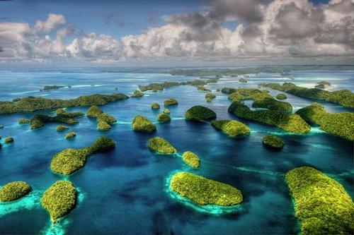 10 Уникальных океанических ландшафтов (34 фото)