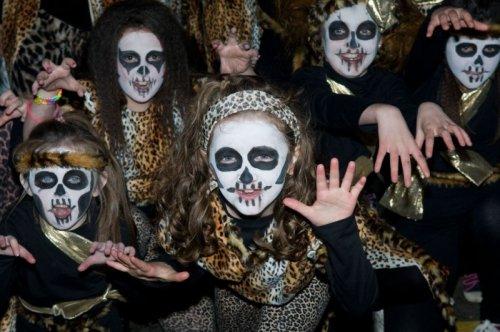 Лучшие места на планете для празднования Хэллоуина (10 фото)