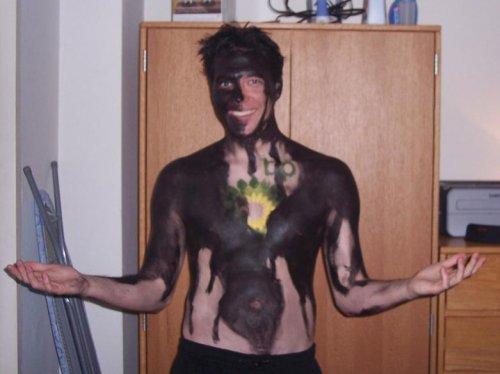 8 Идей для мужского костюма на Хэллоуин