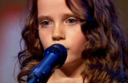 Ошеломительное выступление Амиры Виллигаген на шоу талантов в Голландии