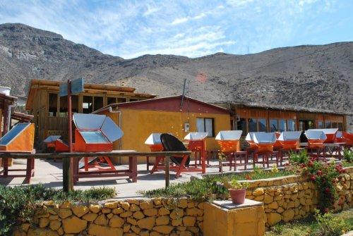 Делисиас-дель-Соль – чилийский ресторан, работающий на солнечной энергии (2 фото + видео)