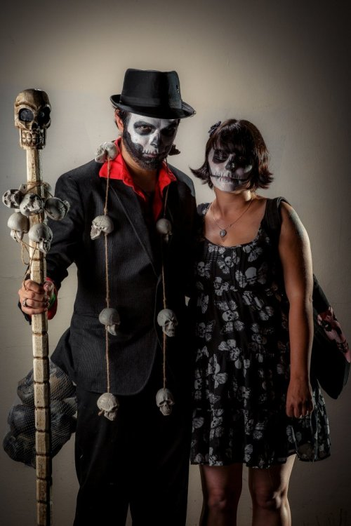 Участники фестиваля Moonfest, прошедшего в Палм-Бич (30 фото)