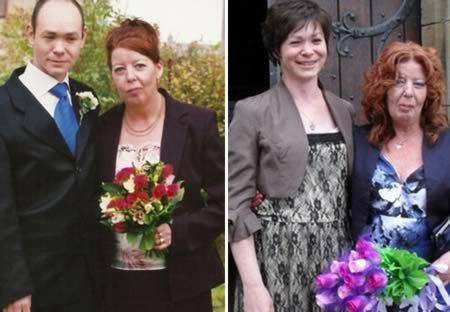Транссексуальные свадьбы в европе