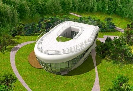 10 Прикольных зданий, которые по форме напоминают продукцию располагающихся в них компаний