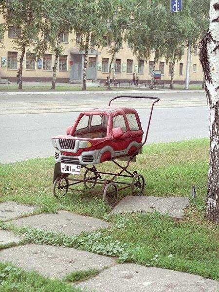 Прикольные картинки про автомобили (37 шт)