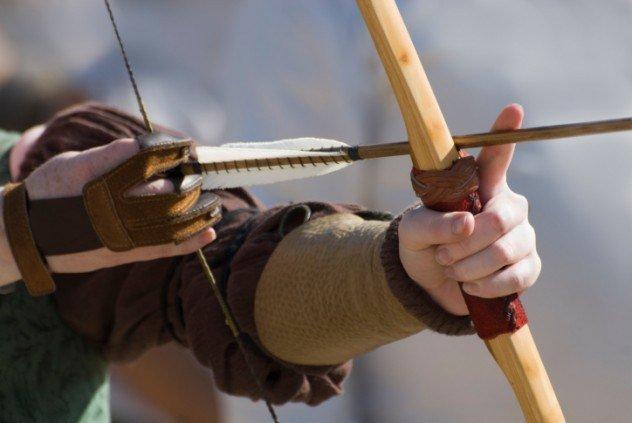 Как сделать лук чтобы стрелять из него