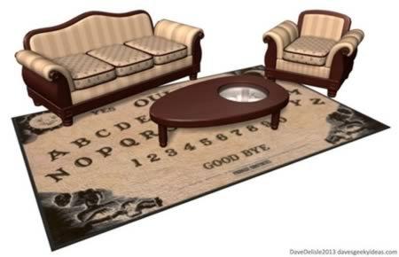 10 Невероятно клёвых гиковских предметов мебели
