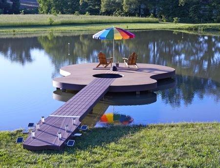 10 Удивительных и необычных вещей, сделанных в форме гитары