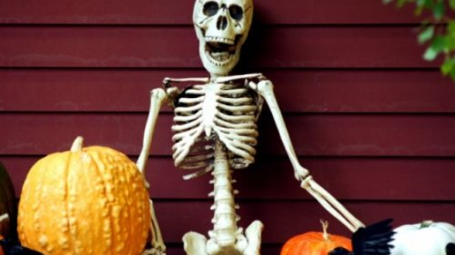 Топ-10 Жутких фактов о Хэллоуине