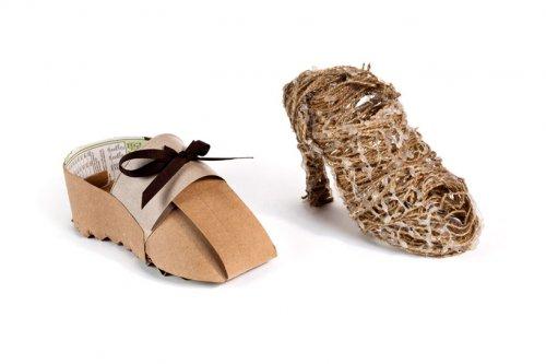 Коричневые туфли в арт-проекте Ленки Клейтон (20 фото)
