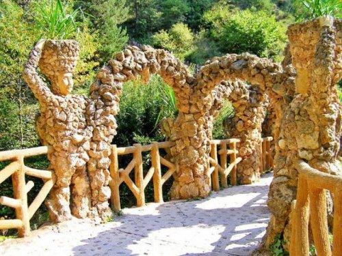 Самые необычные сады и парки мира (36 фото)