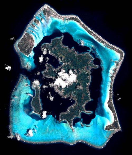 Самые живописные места планеты (18 фото)