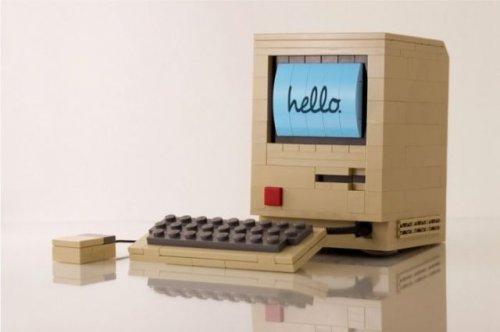 Клёвые фигурки и конструкции из LEGO (34 фото)