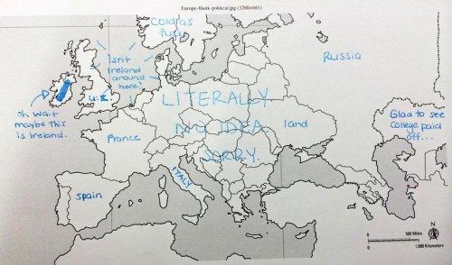 Занимательная география по-американски