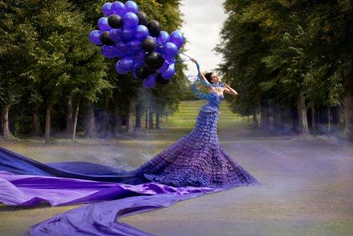 Фотопроект Wonderland Кирсти Митчелл (21 фото)