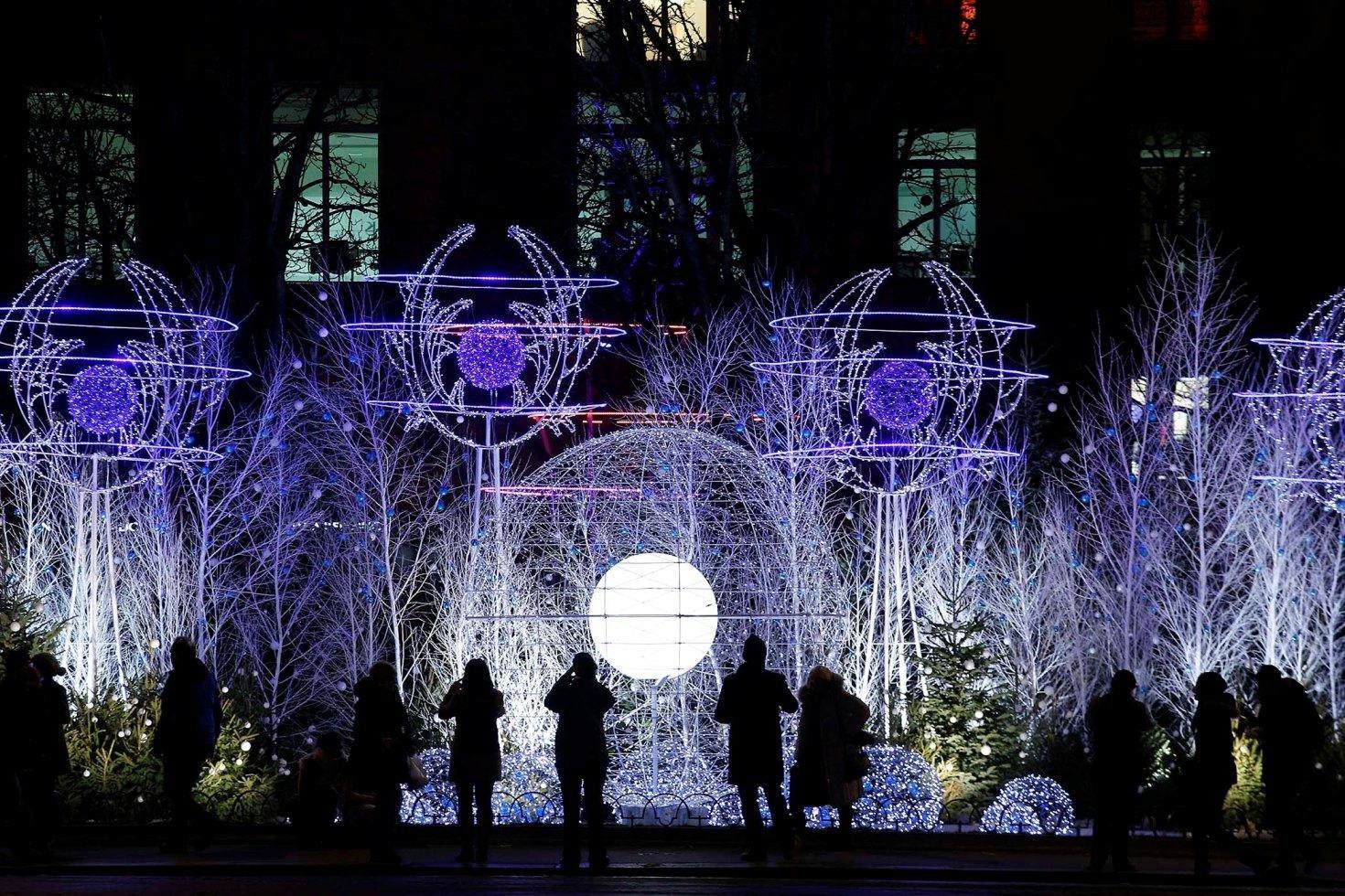 Мир готовится к Рождеству (20 фото)