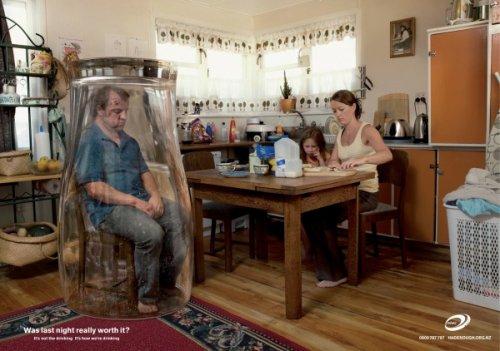 Цепляющая социальная и коммерческая реклама (18 фото)