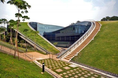 Самые впечатляющие университетские городки мира (10 фото)