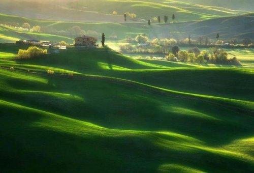 Восхитительные пейзажи нашей планеты (35 фото)