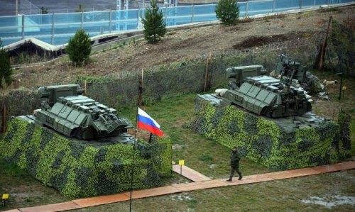 Противовоздушная оборона на Олимпиаде-2014 (5 фото)