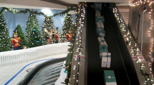 Рождественское волшебство от авиакомпании WestJet
