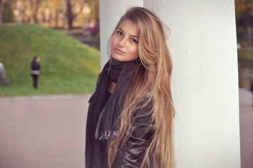Симпатичная девушка по имени Вера Еремейчук (28 фото)