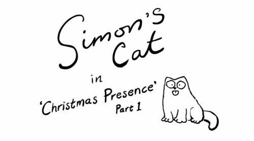 Кот Саймона и Рождество