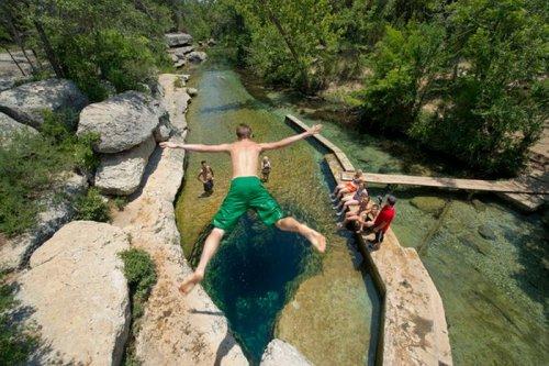 Колодец Иакова в Техасе (9 фото)