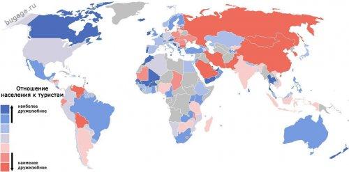 Географическая инфографика (12 фото)