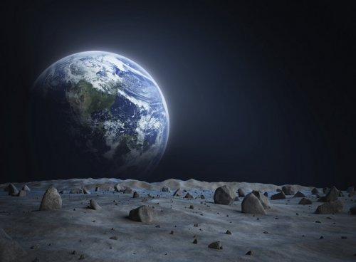 Топ-10 Странных секретов Луны