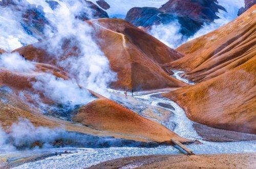 Топ-10 Прикольных фактов об Исландии