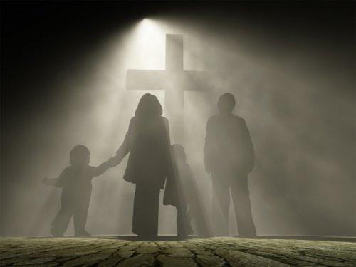 Светящийся крест Лисмора (Glowing Cross Of Lismore)
