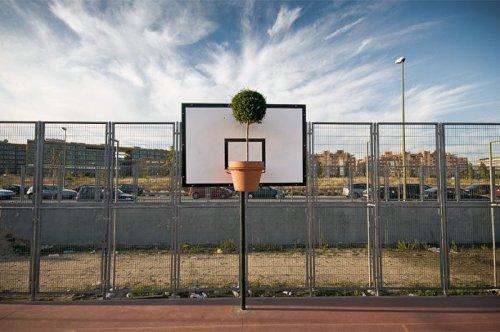 Уличные работы художника-сатирика Spy (21 фото)