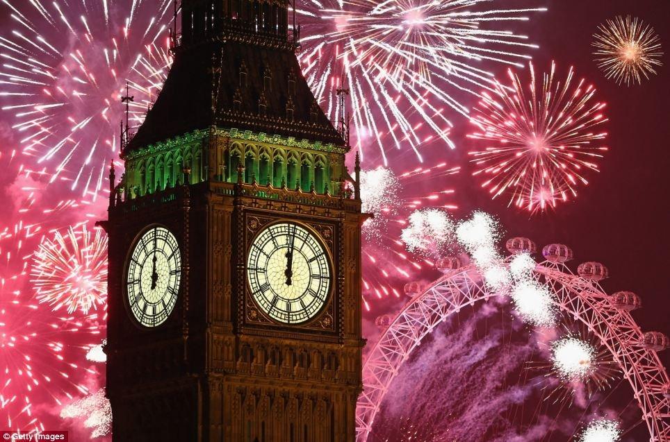 Куранты новый год картинки