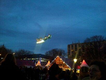 Новогодний Берлин