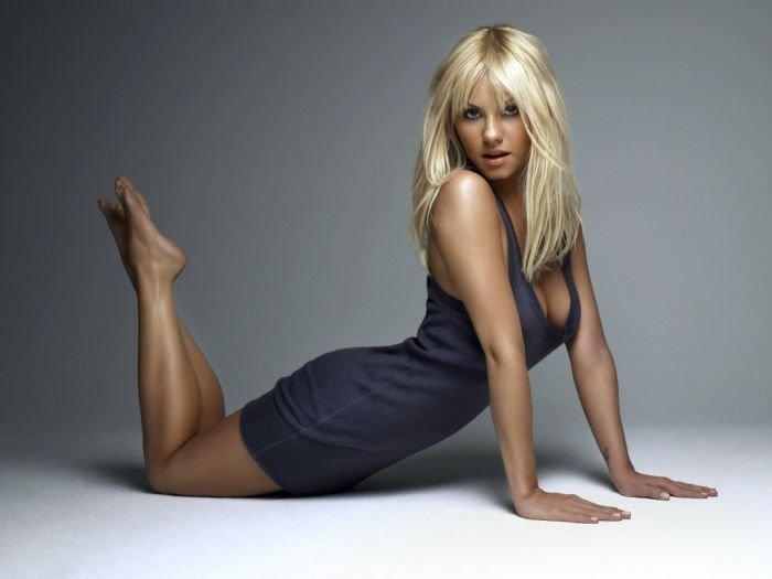 фото зарубежных актрис певиц