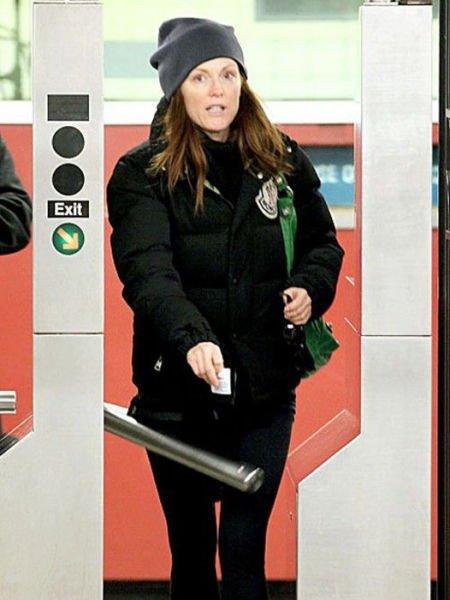 Знаменитости в метро (29 фото)
