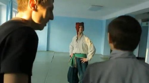 Гопак как новый вид боевого искусства