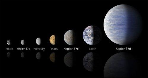 Топ-10 Экстремальных объектов, обнаруженных в космосе
