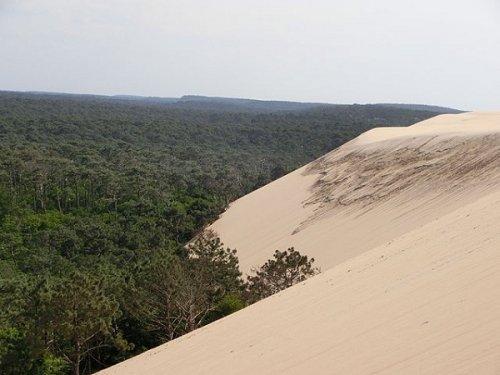 10 Поразительных дюн