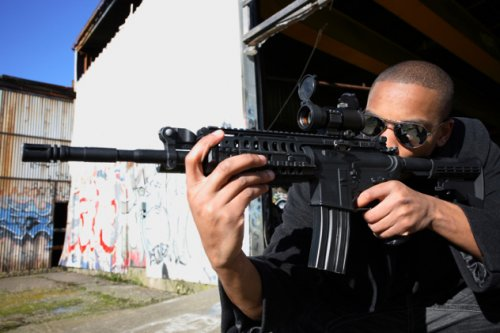 Топ-10 Пугающих фактов о частных военных компаниях
