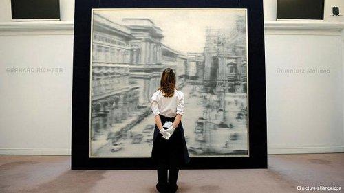 Самые дорогостоящие арт-объекты современности (9 фото)