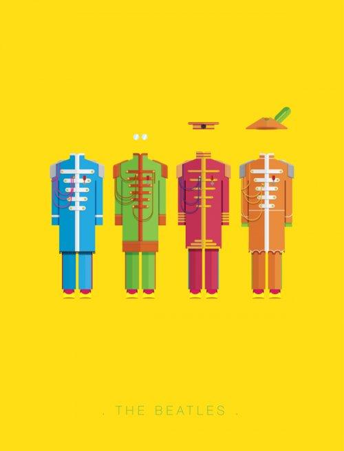 Знаменитые костюмы из мира кино и музыки (28 шт)