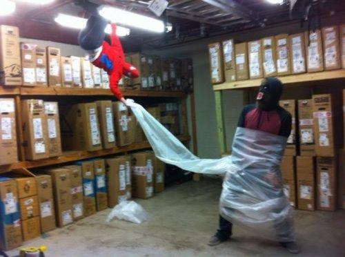 Приколы и фейлы на рабочем месте (29 фото)
