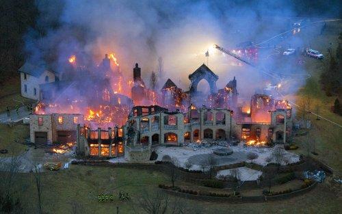 Захватывающие фотографии катастроф и разрушений (25 шт)