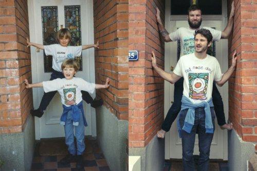 Обратно в детство (10 фото)