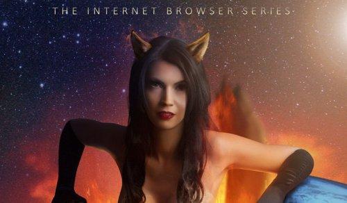 Интернет-браузеры от Майка Рошук (6 фото)